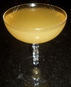 Green Jaguar cocktail