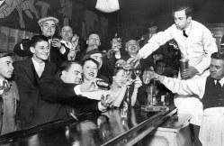 vintage bartenders